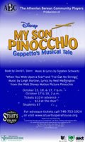 My Son, Pinocchio poster