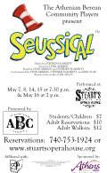 Seussical poster